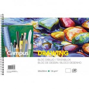 5541 large default bloc dibujo campus arte luxe a4 liso p 5